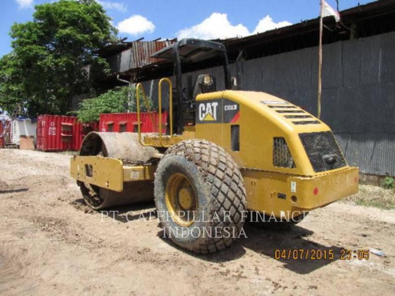 CATERPILLAR COMPACTADORES DE SUELOS CS-533E equipment  photo 6