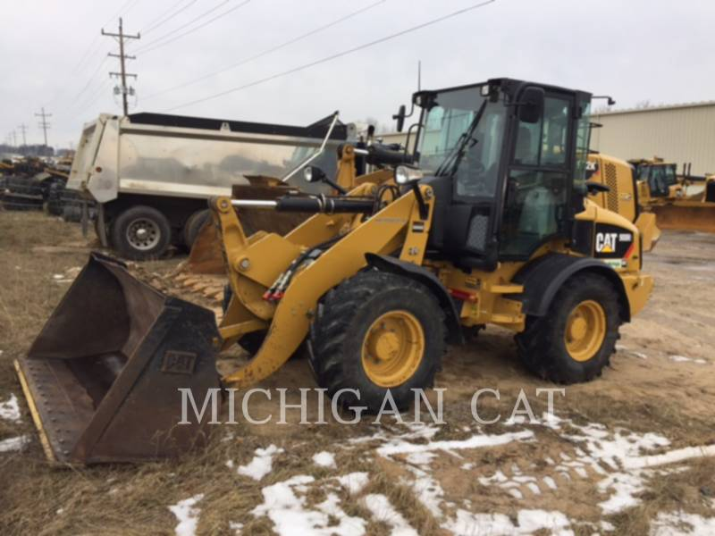 CATERPILLAR WHEEL LOADERS/INTEGRATED TOOLCARRIERS 908H2 AR equipment  photo 2