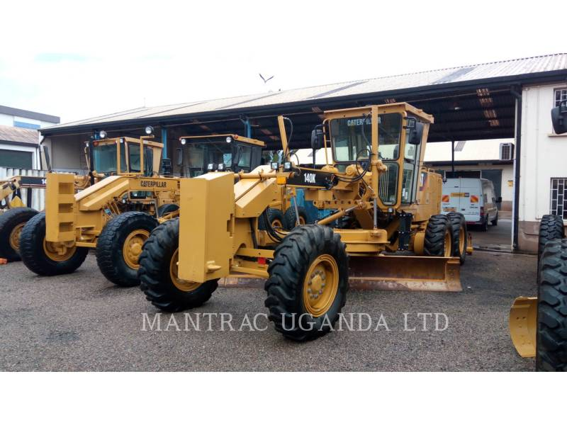 CATERPILLAR MOTORGRADER 140 K  equipment  photo 4