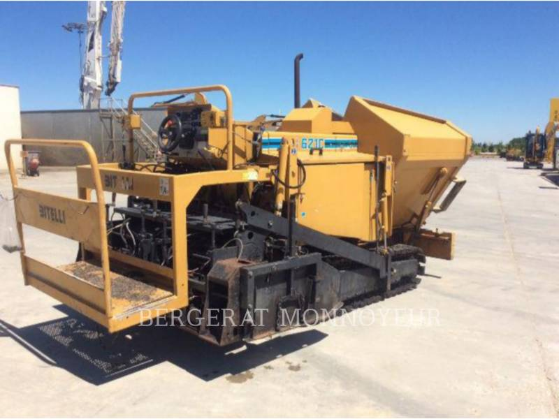 CATERPILLAR SCHWARZDECKENFERTIGER BB621 equipment  photo 2
