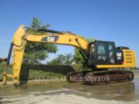 Equipment photo CATERPILLAR 320EL RUPSGRAAFMACHINES 1