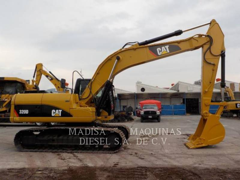 CATERPILLAR TRACK EXCAVATORS 320D equipment  photo 6
