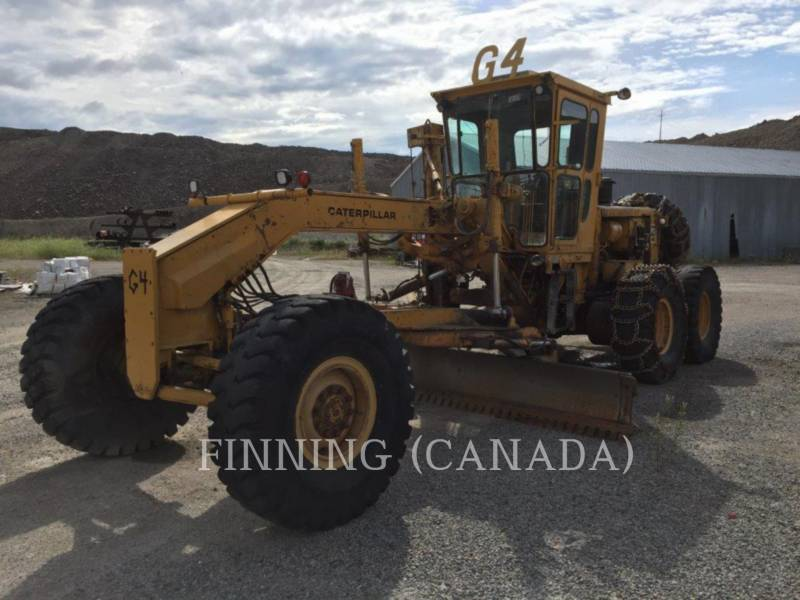 CATERPILLAR MOTORGRADER 14G equipment  photo 4