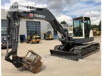 Equipment photo TEREX CORPORATION TC125 履带式挖掘机 1