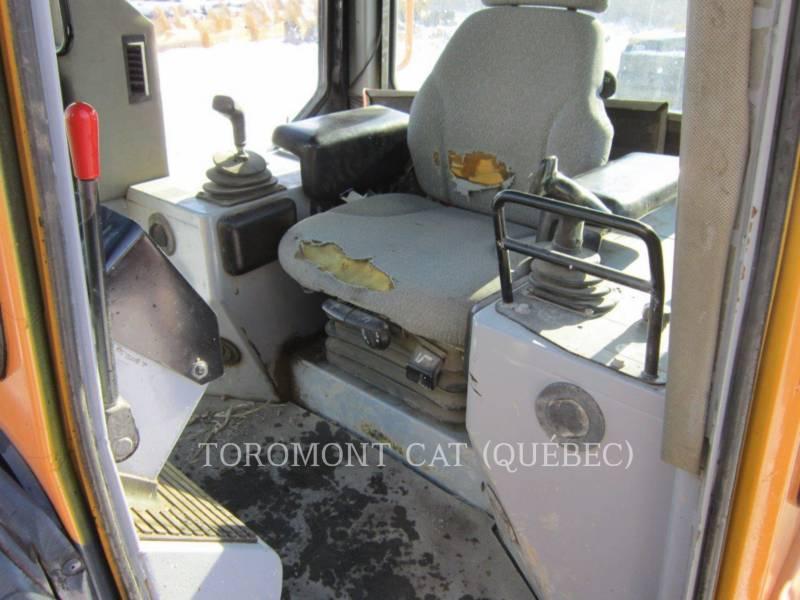 JOHN DEERE TRACTEURS SUR CHAINES 750CL equipment  photo 7