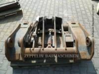 VERACHTERT AG - HECKBAGGER-ARBEITSGERÄT Schnellwechsler 966H equipment  photo 2