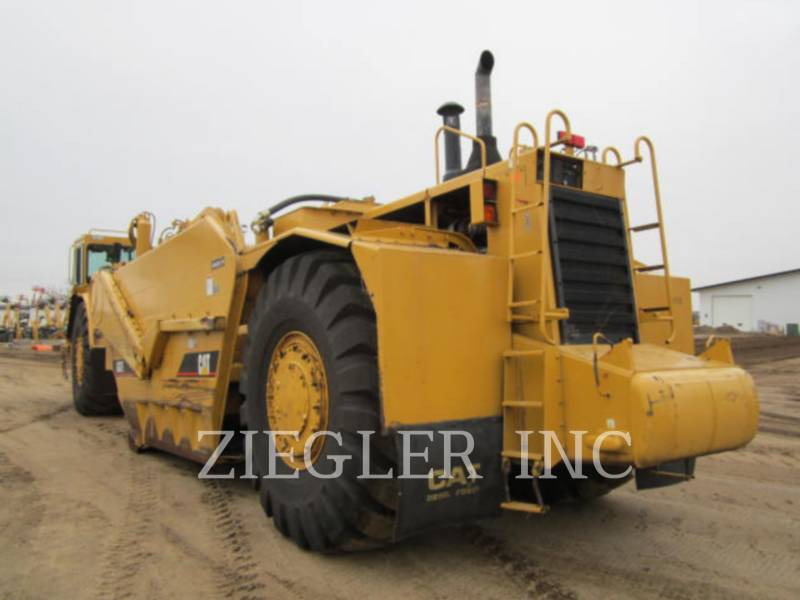 CATERPILLAR WHEEL TRACTOR SCRAPERS 637EII equipment  photo 4