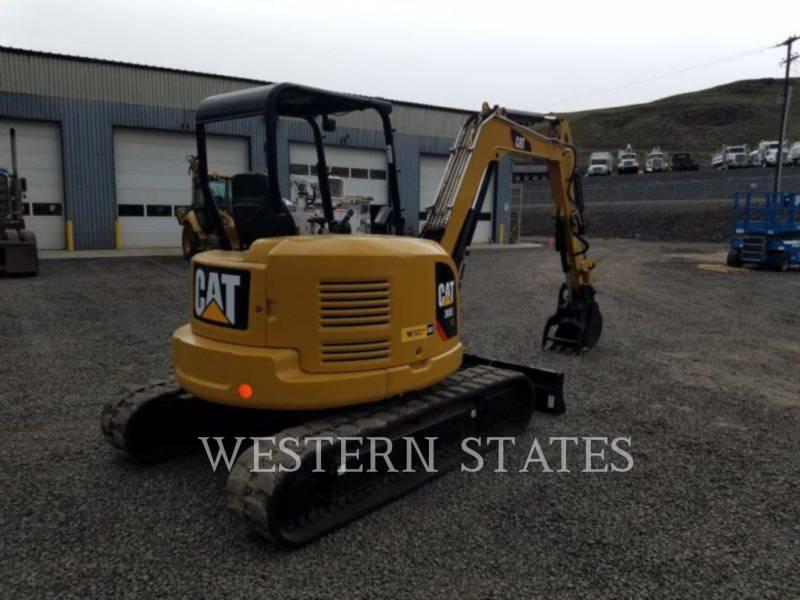 CATERPILLAR トラック油圧ショベル 305.5 E2 CR equipment  photo 3