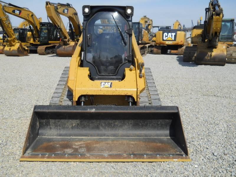CATERPILLAR CARGADORES MULTITERRENO 299 D XHP equipment  photo 8