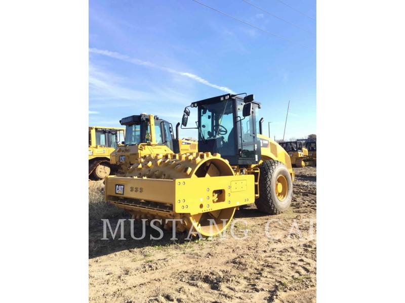 CATERPILLAR PAVIMENTADORA DE ASFALTO CS66B equipment  photo 2