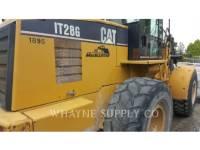 CATERPILLAR RADLADER/INDUSTRIE-RADLADER IT28G equipment  photo 4