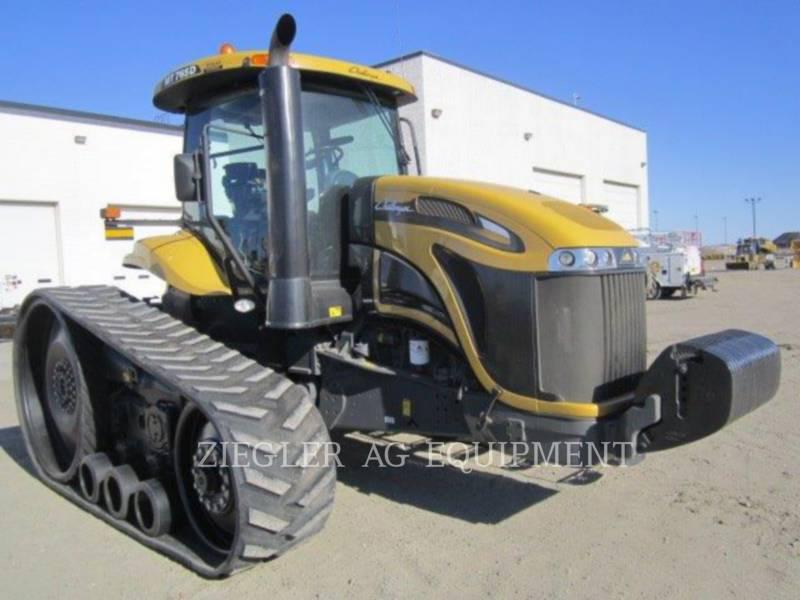 AGCO-CHALLENGER AG TRACTORS MT765D equipment  photo 5
