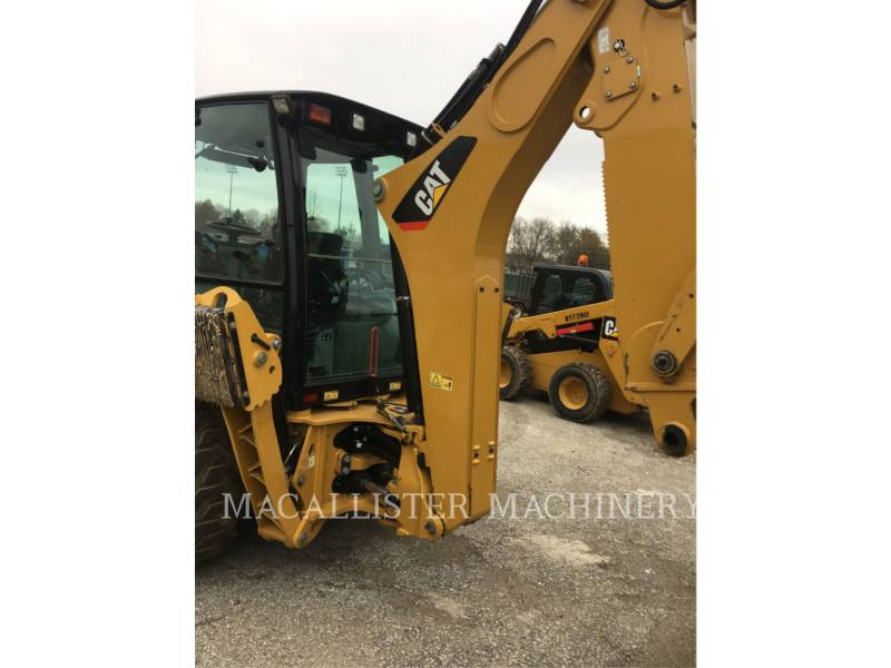 CATERPILLAR バックホーローダ 416 F equipment  photo 4