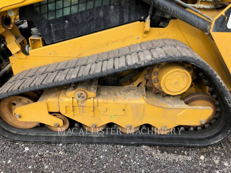CATERPILLAR MULTI TERRAIN LOADERS 259D equipment  photo 8