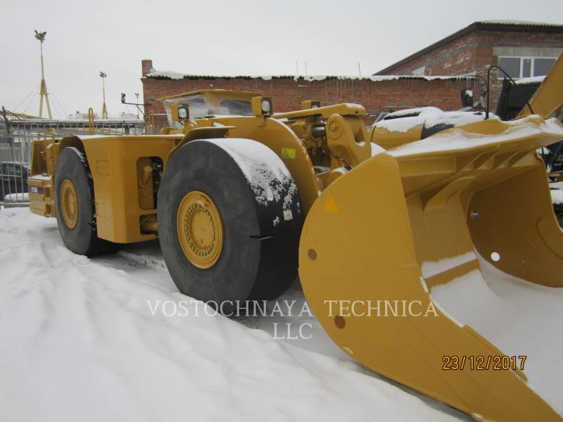 Caterpillar ÎNCĂRCĂTOR MINIER SUBTERAN R 1700 G equipment  photo 3