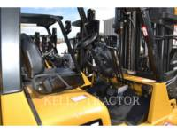CATERPILLAR LIFT TRUCKS フォークリフト GC70K equipment  photo 7