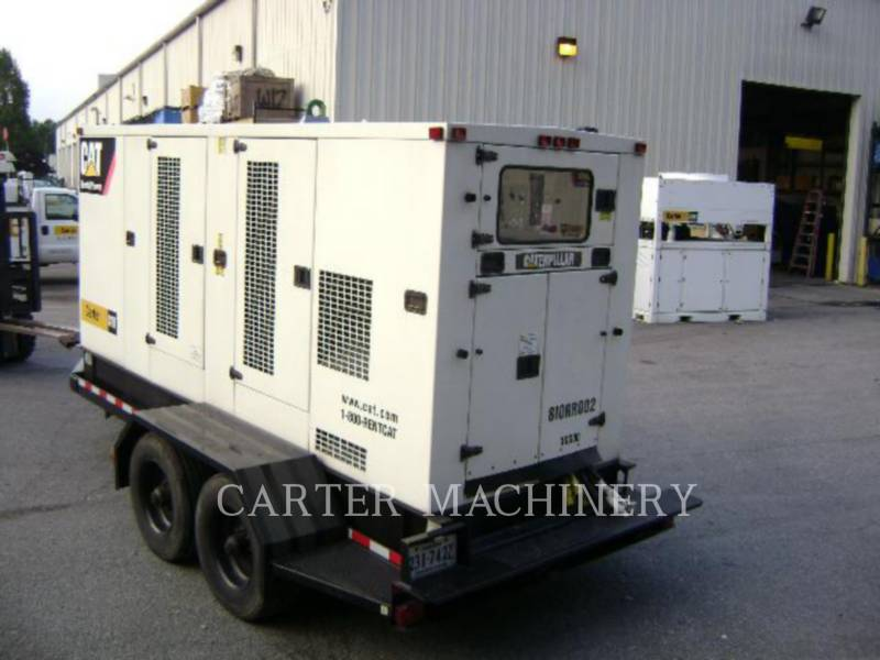 CATERPILLAR PORTABLE GENERATOR SETS XQ300 equipment  photo 2