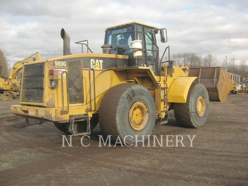 CATERPILLAR WHEEL LOADERS/INTEGRATED TOOLCARRIERS 980G equipment  photo 3