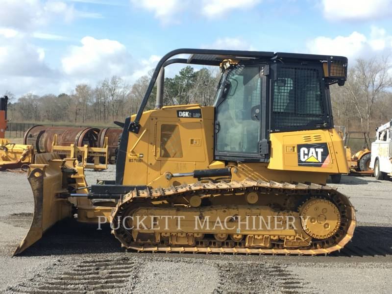 CATERPILLAR CIĄGNIKI GĄSIENICOWE D6K2 equipment  photo 1