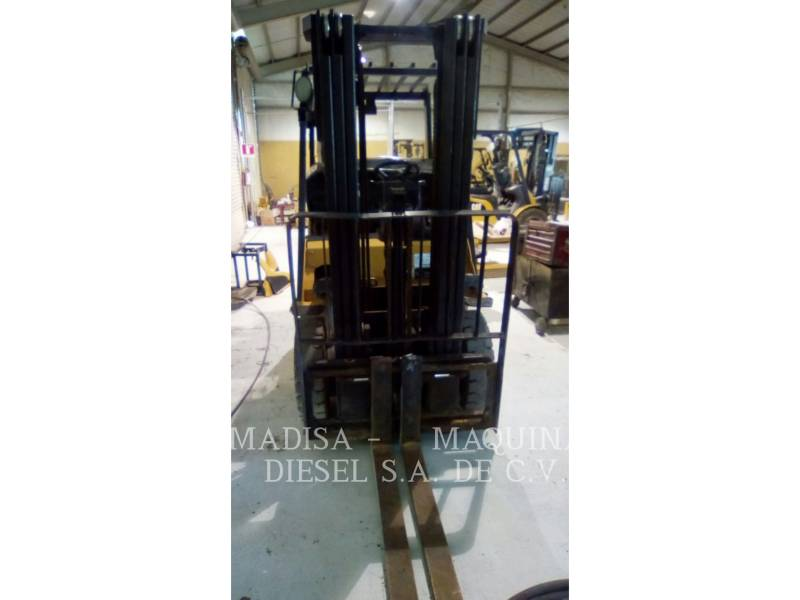 CATERPILLAR LIFT TRUCKS CHARIOTS À FOURCHE 2P5000 equipment  photo 3