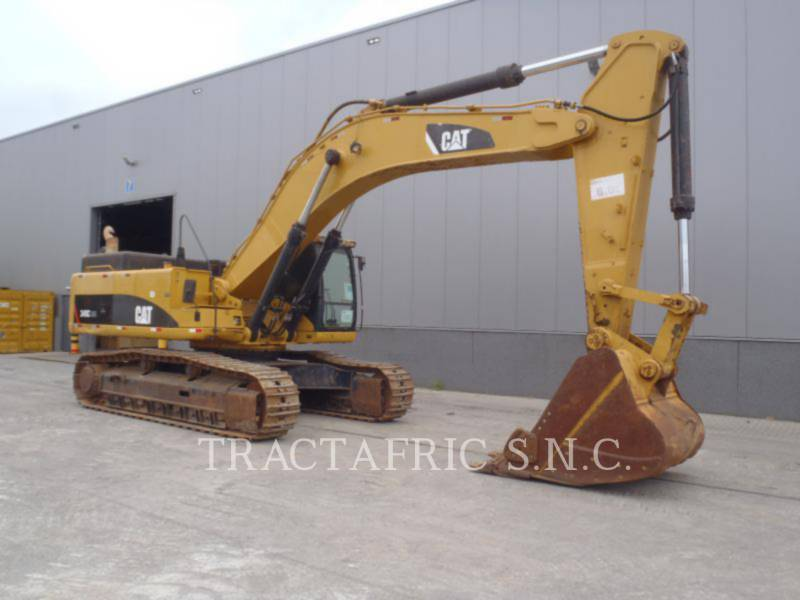 CATERPILLAR ESCAVADEIRAS 345C equipment  photo 1
