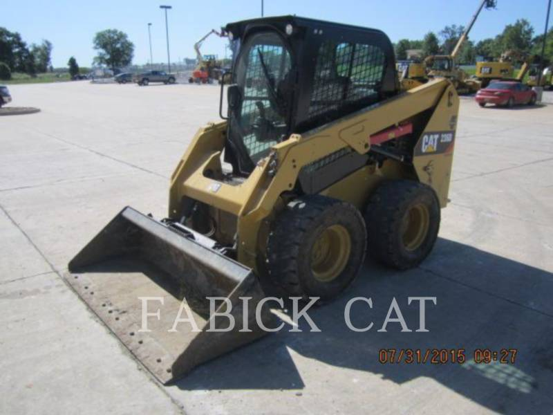 CATERPILLAR SKID STEER LOADERS 236D C3H4 equipment  photo 4