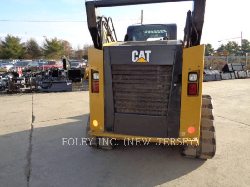 CATERPILLAR MINICARGADORAS 299D equipment  photo 2
