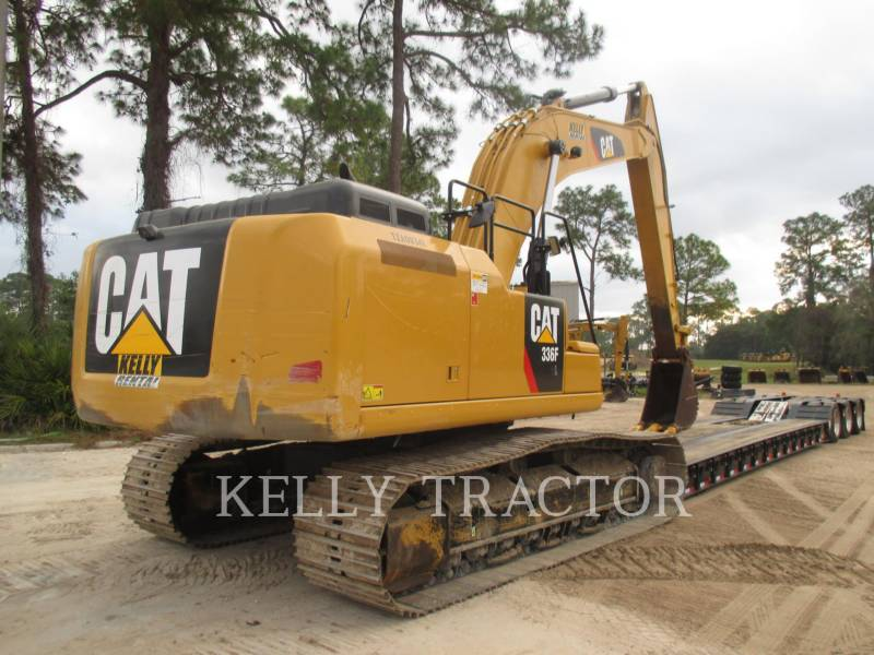 CATERPILLAR PELLES SUR CHAINES 336FL equipment  photo 5