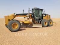 Equipment photo CATERPILLAR 14LAWD NIVELEUSES 1