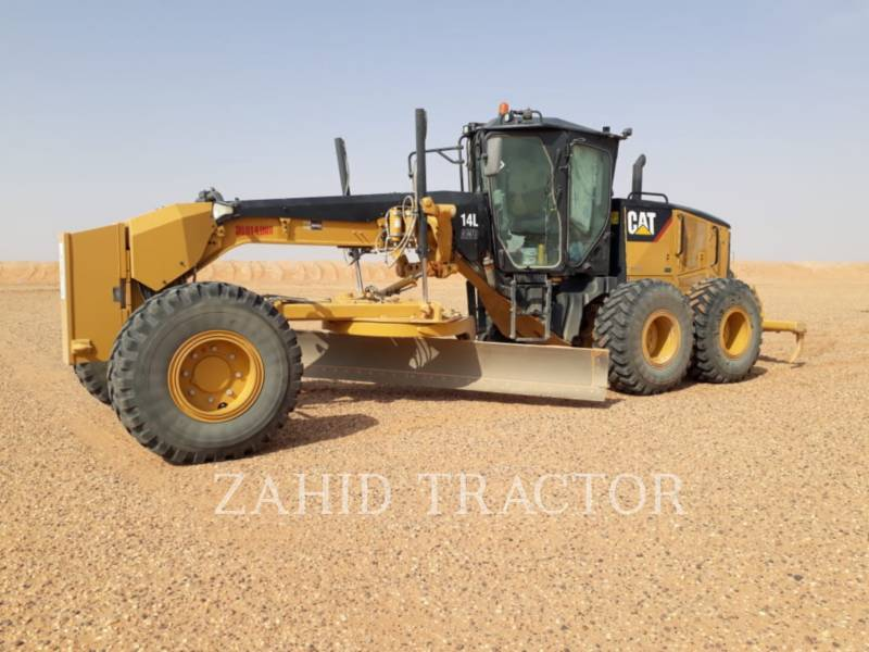 CATERPILLAR MOTORGRADER 14LAWD equipment  photo 1
