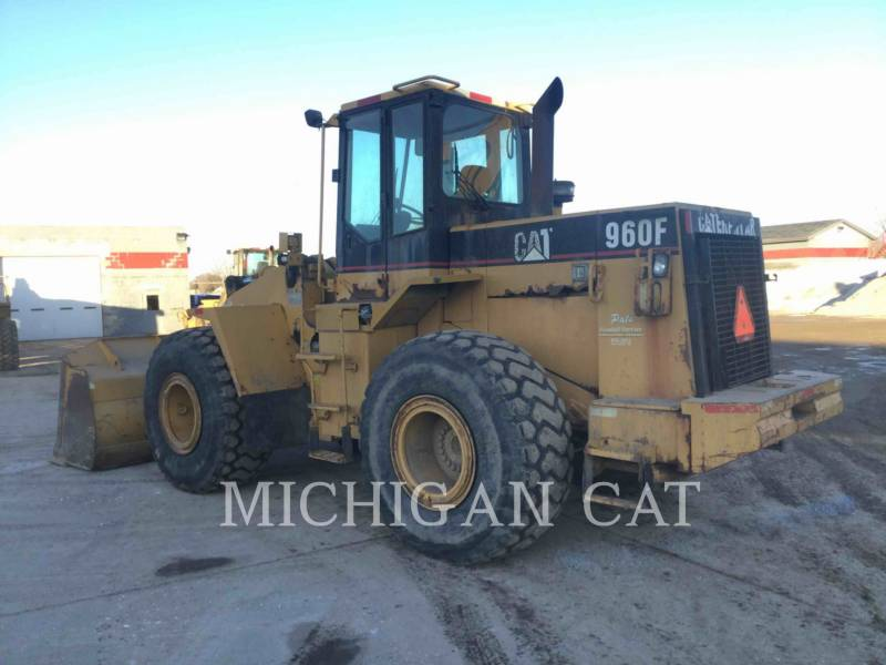 CATERPILLAR CARGADORES DE RUEDAS 960F equipment  photo 3