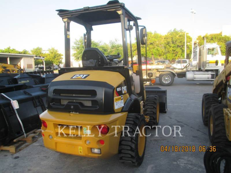 CATERPILLAR WHEEL LOADERS/INTEGRATED TOOLCARRIERS 903C2 equipment  photo 2