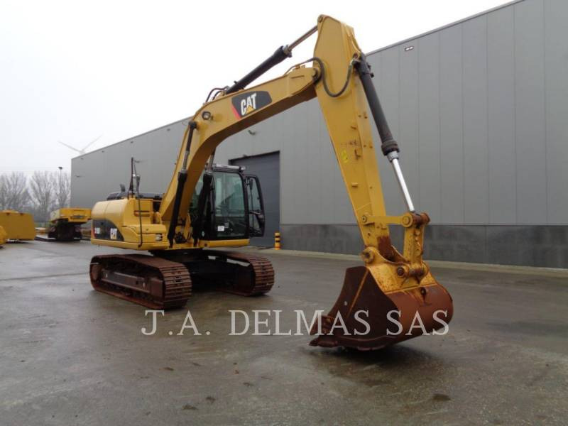 CATERPILLAR トラック油圧ショベル 315DL equipment  photo 2