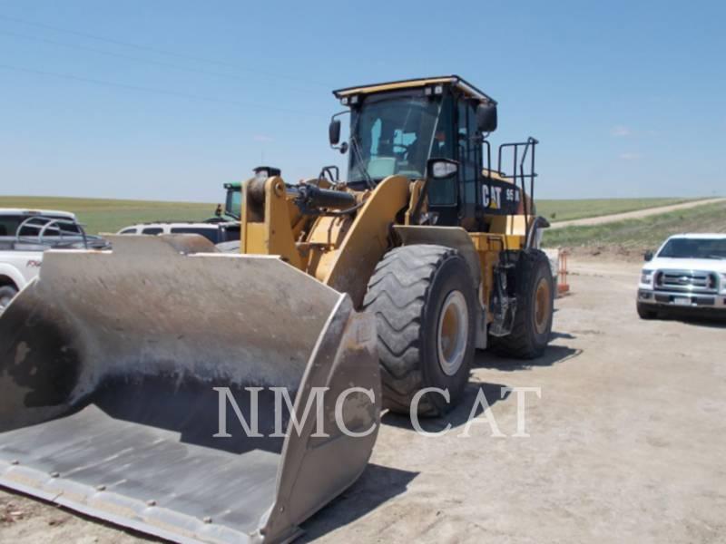 Caterpillar ÎNCĂRCĂTOARE PE ROŢI/PORTSCULE INTEGRATE 950K equipment  photo 6