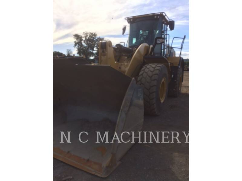 CATERPILLAR WHEEL LOADERS/INTEGRATED TOOLCARRIERS 962M equipment  photo 9