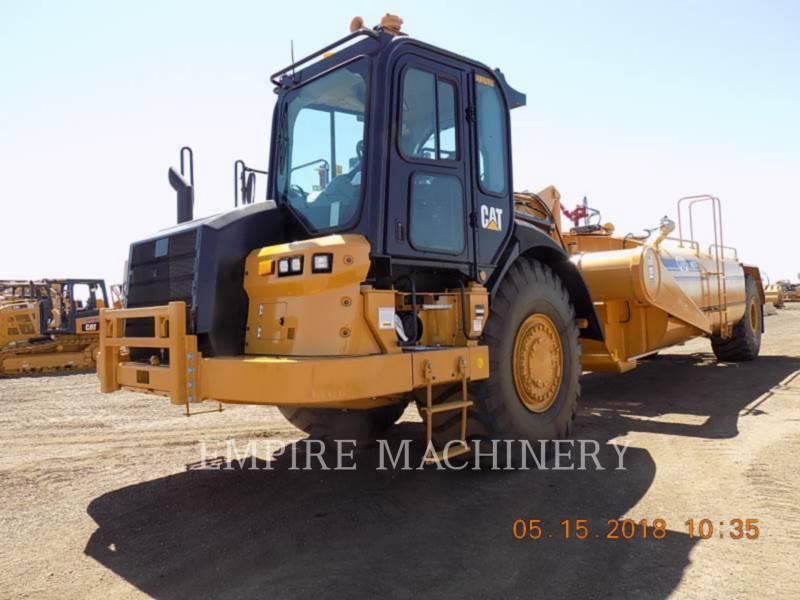 CATERPILLAR WHEEL TRACTOR SCRAPERS 621KOEM equipment  photo 4