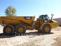 CATERPILLAR ARTICULATED TRUCKS 745C TG equipment  photo 4