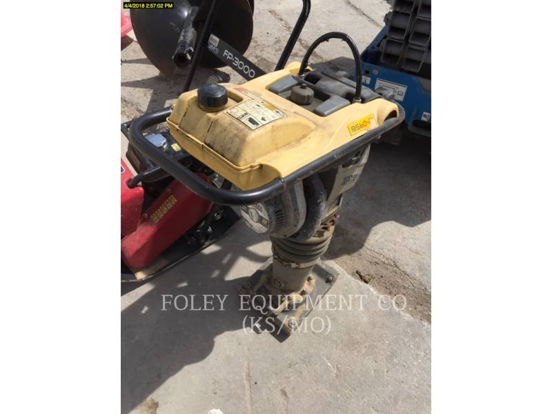WACKER CORPORATION COMPATTATORI BS602I equipment  photo 2