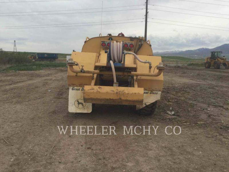 CATERPILLAR MOTOESCREPAS WT 613C WW equipment  photo 7