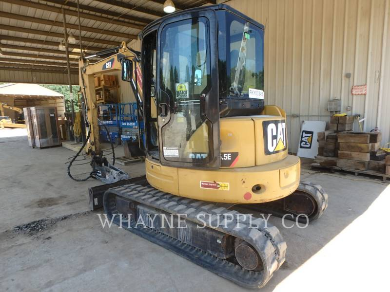 CATERPILLAR TRACK EXCAVATORS 305.5E CAB equipment  photo 4