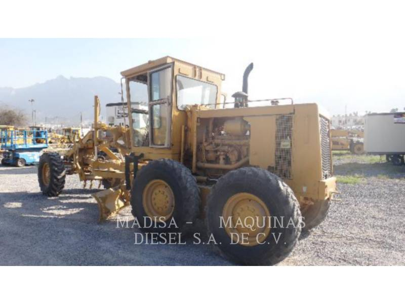 CATERPILLAR MOTORGRADERS 12G equipment  photo 3