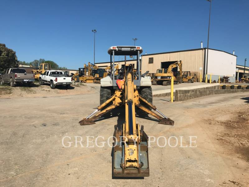 FORD / NEW HOLLAND BACKHOE LOADERS 555E equipment  photo 7