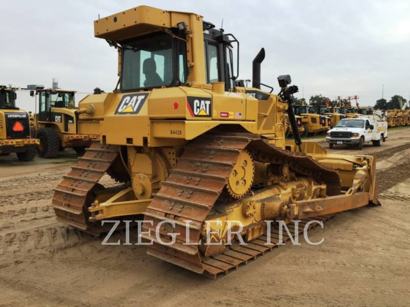 CATERPILLAR TRACK TYPE TRACTORS D6TLGPA equipment  photo 4