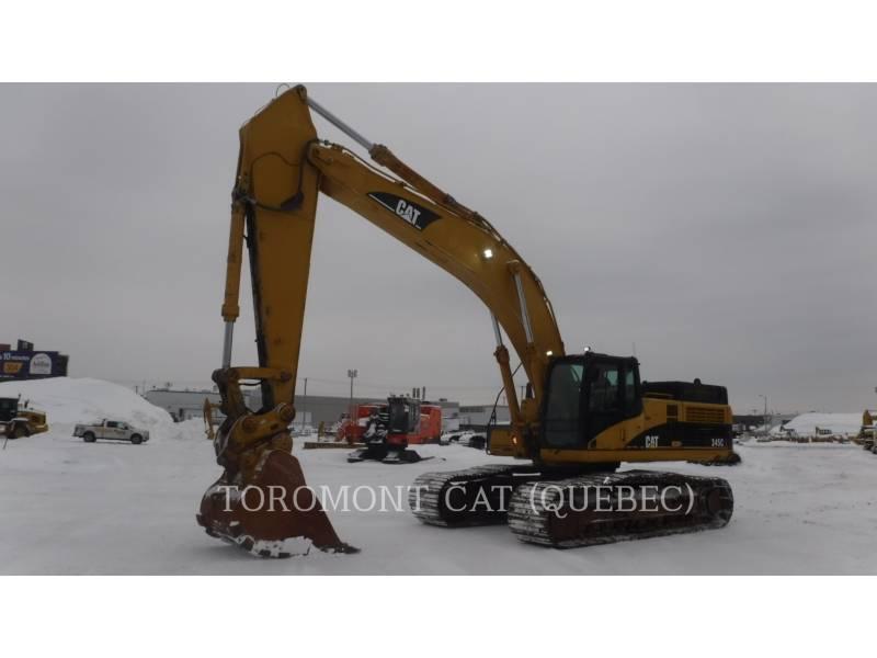 CATERPILLAR KETTEN-HYDRAULIKBAGGER 345CL equipment  photo 1