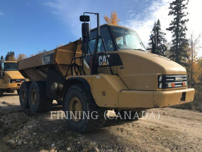 CATERPILLAR ARTICULATED TRUCKS 730 equipment  photo 2