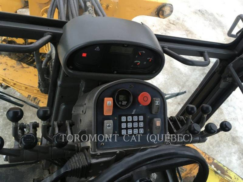 VOLVO MOTOR GRADERS G740B equipment  photo 9