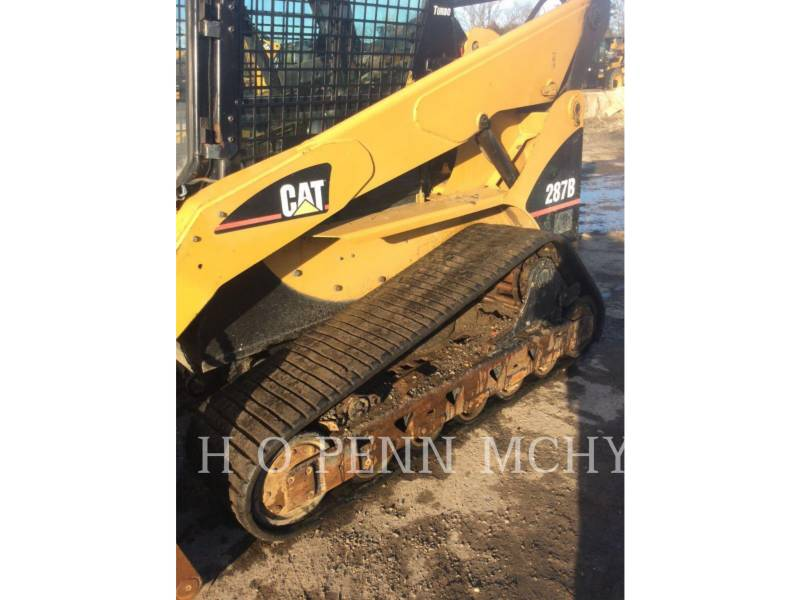 CATERPILLAR MULTI TERRAIN LOADERS 287B equipment  photo 6