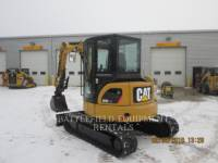 CATERPILLAR KETTEN-HYDRAULIKBAGGER 305D equipment  photo 4