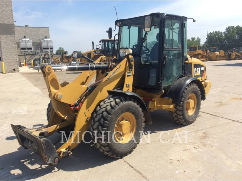 CATERPILLAR WHEEL LOADERS/INTEGRATED TOOLCARRIERS 906H2 equipment  photo 2