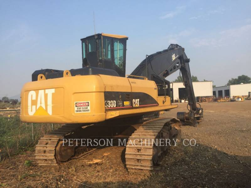 CATERPILLAR ログ・ローダ 330DFM equipment  photo 1